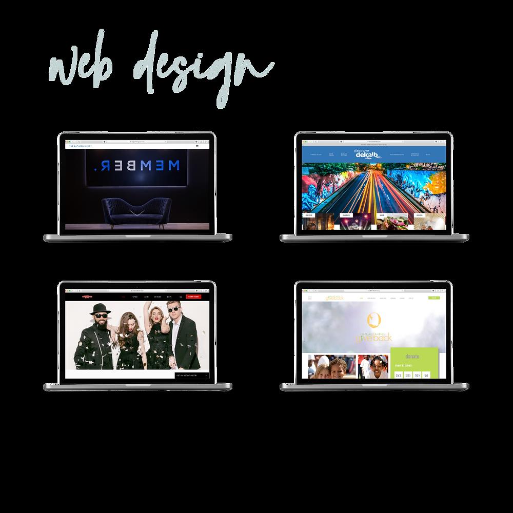 Web Design & Development, THE VOEU AGENY