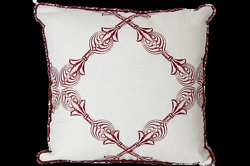 Odalys - Blood Red Pillow