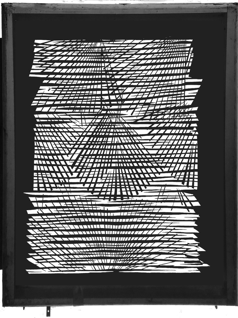 Vintage Silk-Screen 16