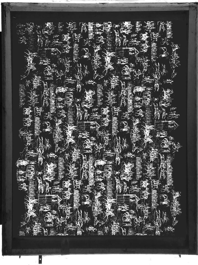 Vintage Silk-Screen 15
