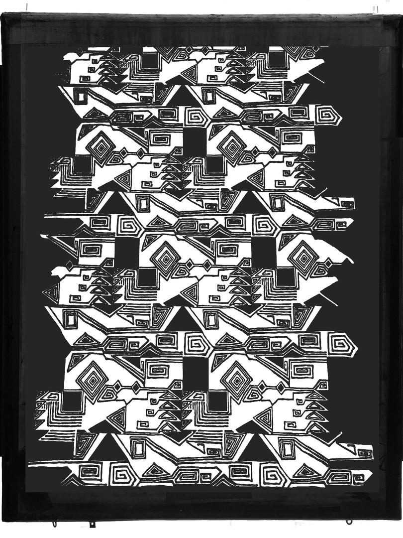 Vintage Silk-Screen 11