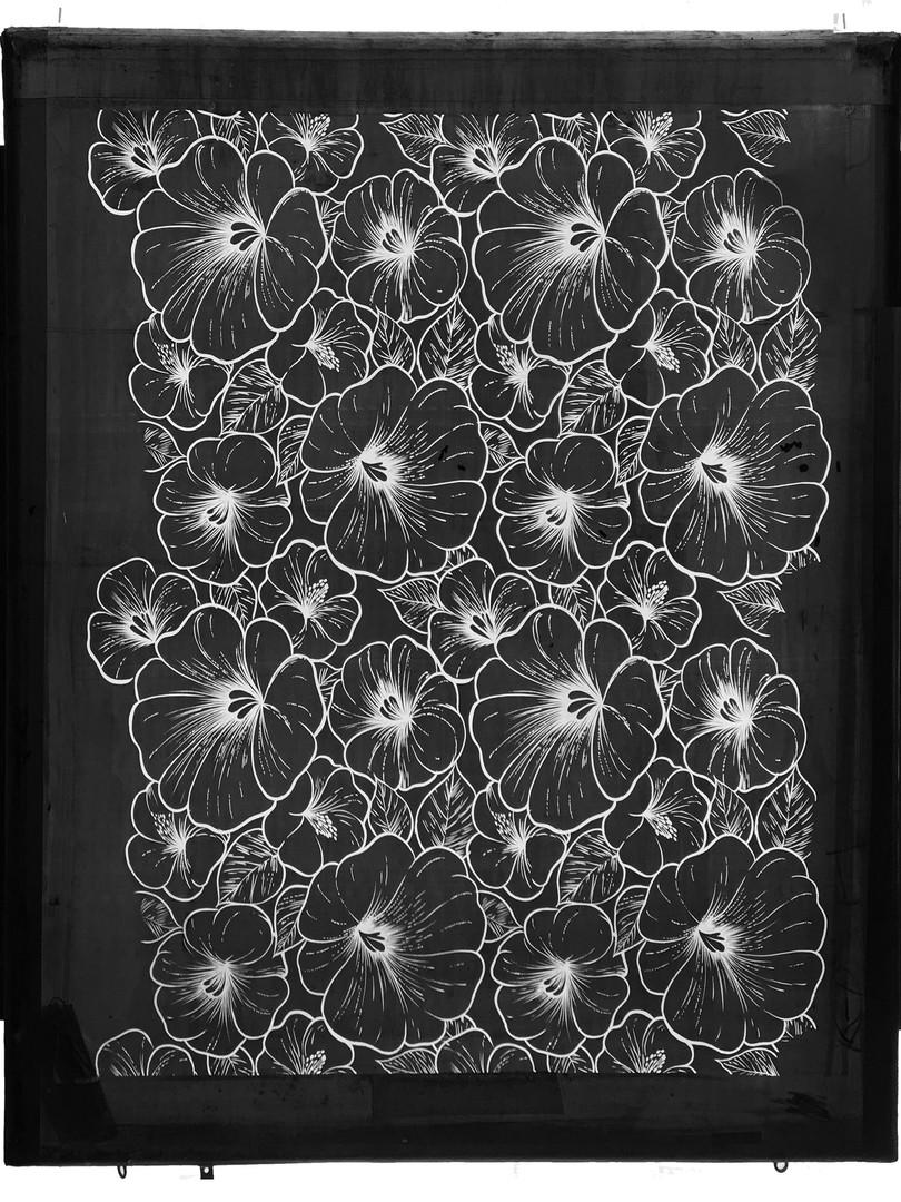Vintage Silk-Screen 01