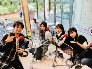 レインボータウンFM「Weekend Fun」に iScream 出演!