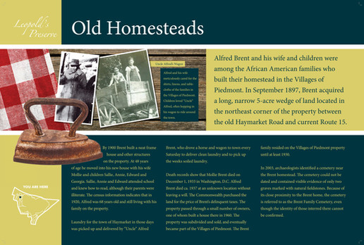 Old Homesteads