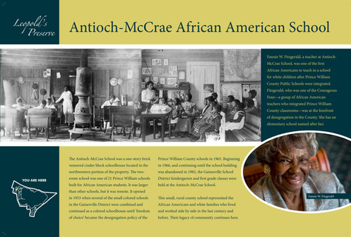 Antioch-McCrae African American School