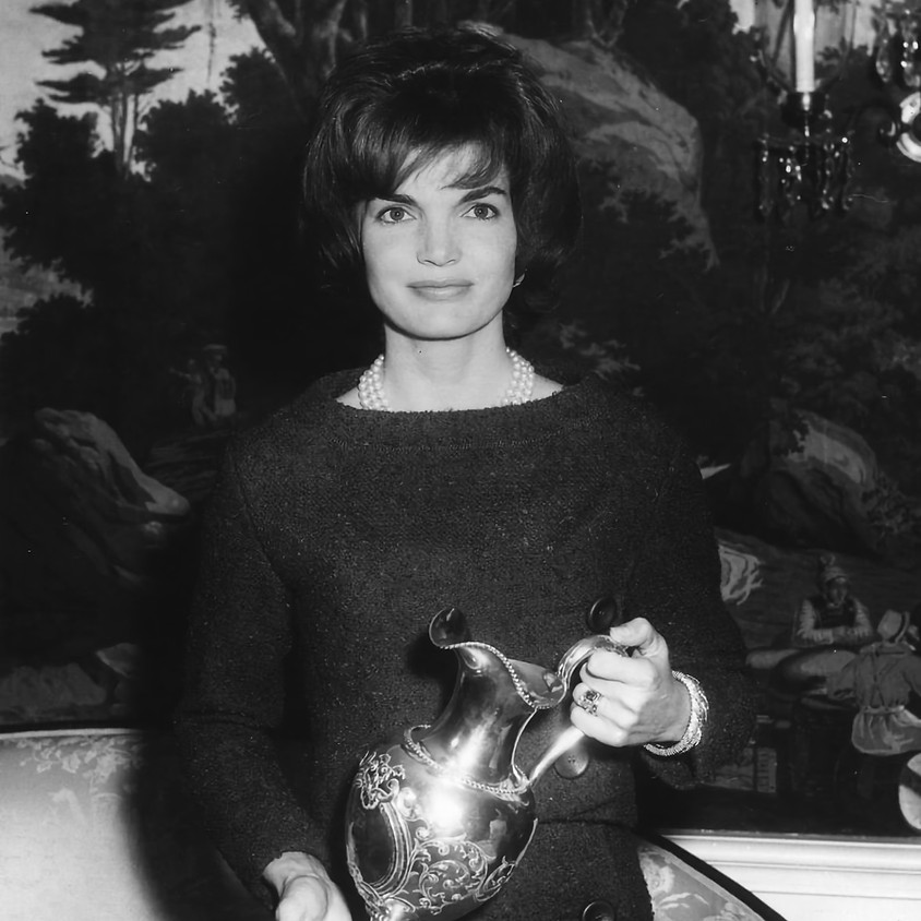 The People's House: Jacqueline Kennedy's White House Restoration Project