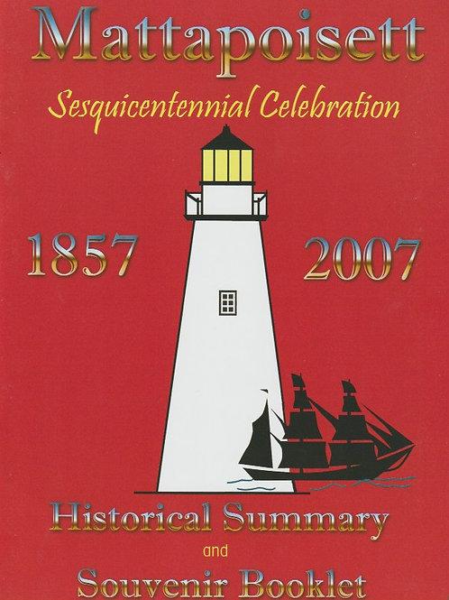 Souviner Book 1857-2007