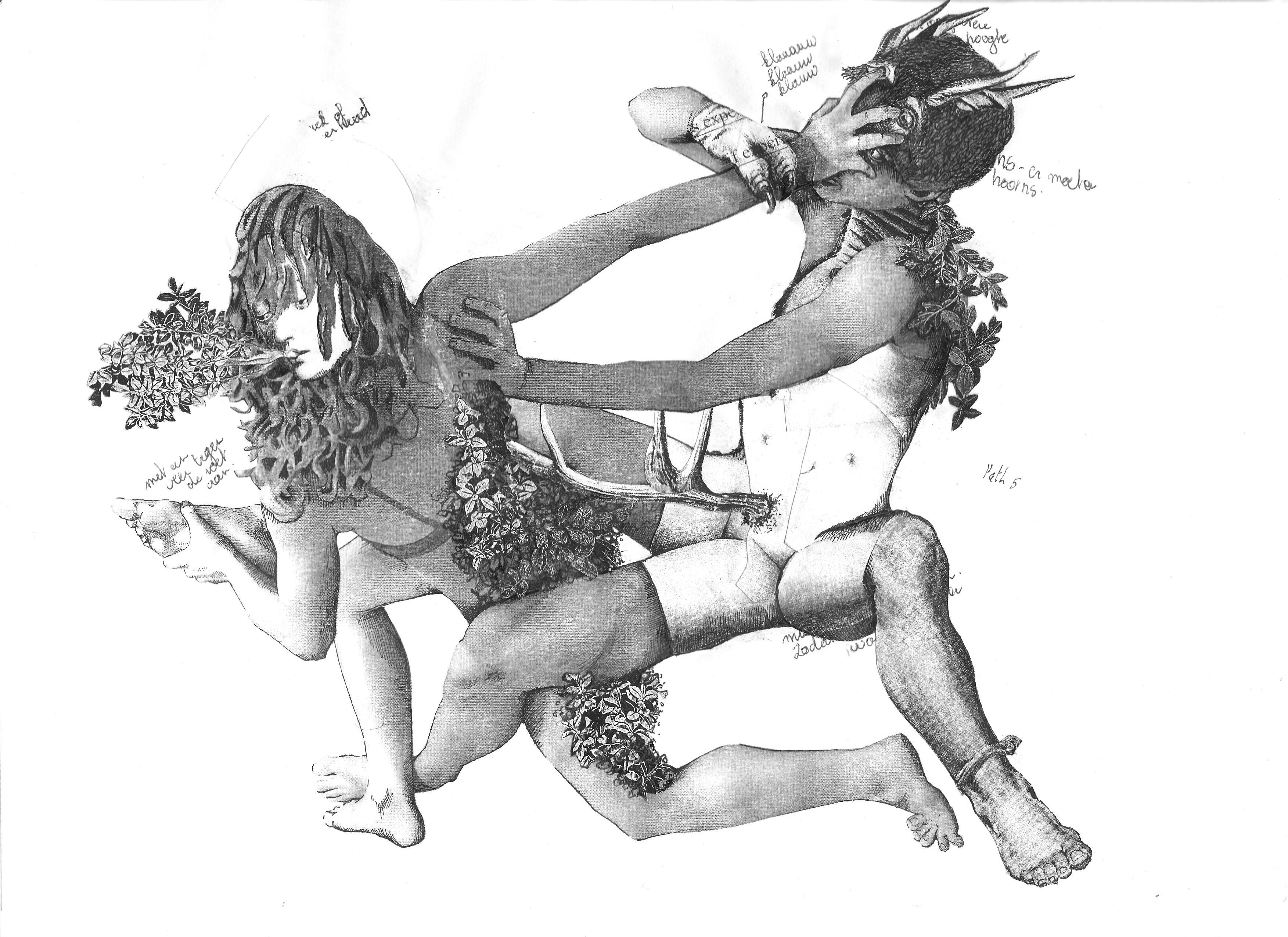 Pan & Hermaphrodites III