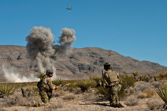 Full Spectrum Close Air Support for the 21st Century: Leveraging Air Operations with Ground Forces