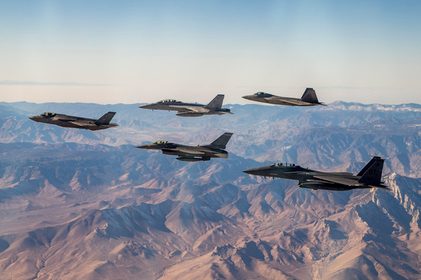 Building a Fifth Generation Coalition: Advancing Allied F-35 Interoperability