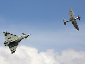 The RAF Eighty Years on from the Battle of Britain