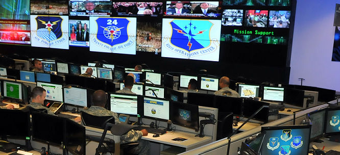 The Cyber Edge: Posturing the US Air Force for the Information Age