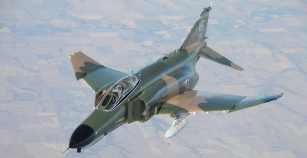F-4 Phantom (USAF, USN, USMC) - 533 combat, 156 noncombat
