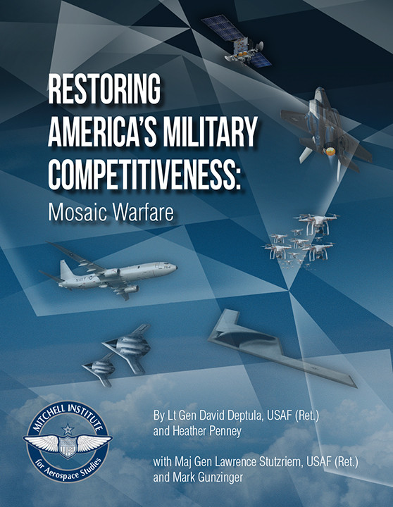 Restoring America's Military Competitiveness: Mosaic Warfare