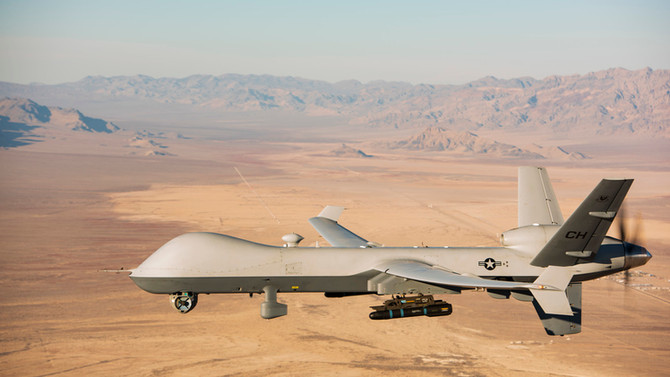 Modernizing Unmanned Aerial Vehicle Export Policy for Effective Coalition Forces