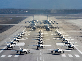 The Air Base: The Air Force's Achilles Heel?