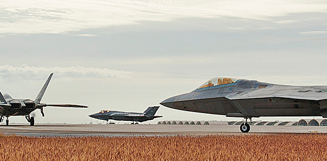 Ensuring the Common Defense: The Case for Fifth Generation Airpower