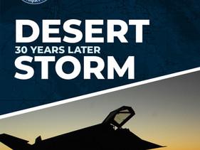 Desert Storm: 30 Years Later