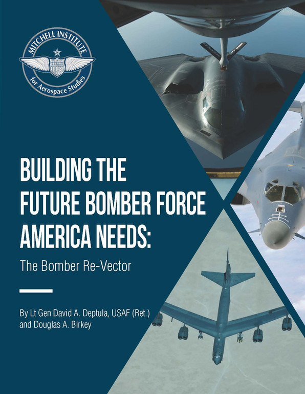 Building the Future Bomber Force America Needs: The Bomber Re-Vector