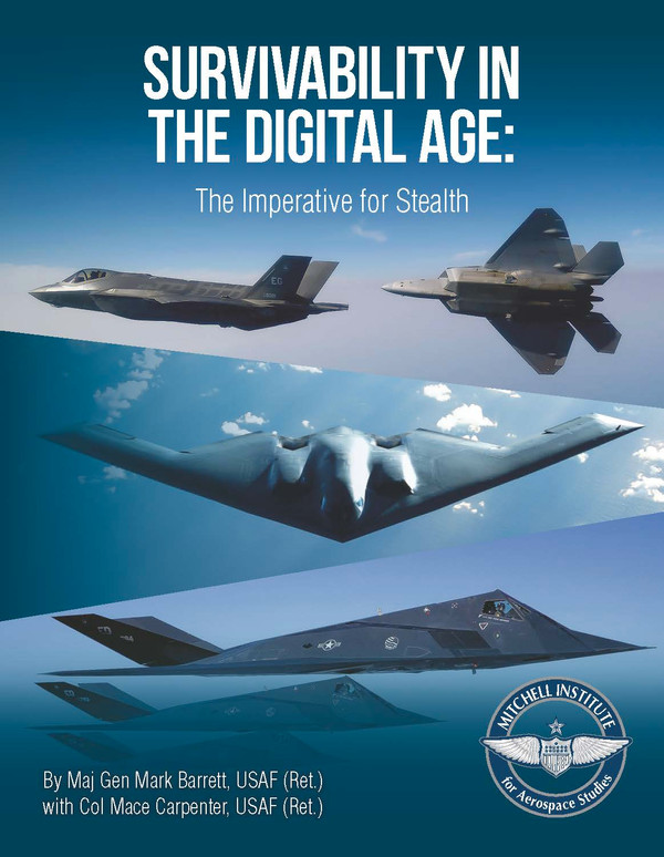 Survivability in the Digital Age: The Imperative for Stealth