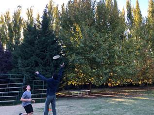 Ultimatum Frisbee