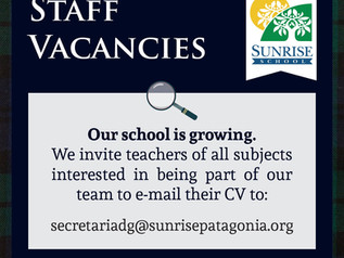 Are you interested in being part of our team?