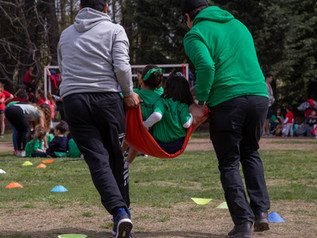 Sports Day Kinder & Primary (1er ciclo)