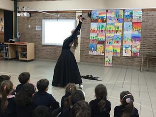 Disfrutamos de la danza Flamenca