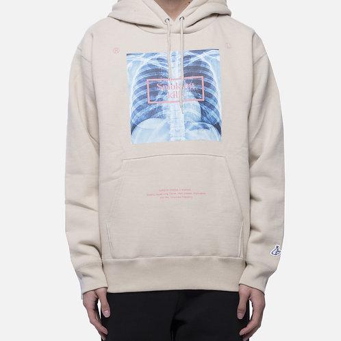 CLOT | X-RAY HOODIE (BEIGE)