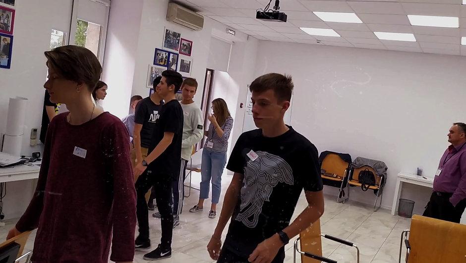 Матрица карьеры. Бизнес-Школа B2YOU. Новосибирск.