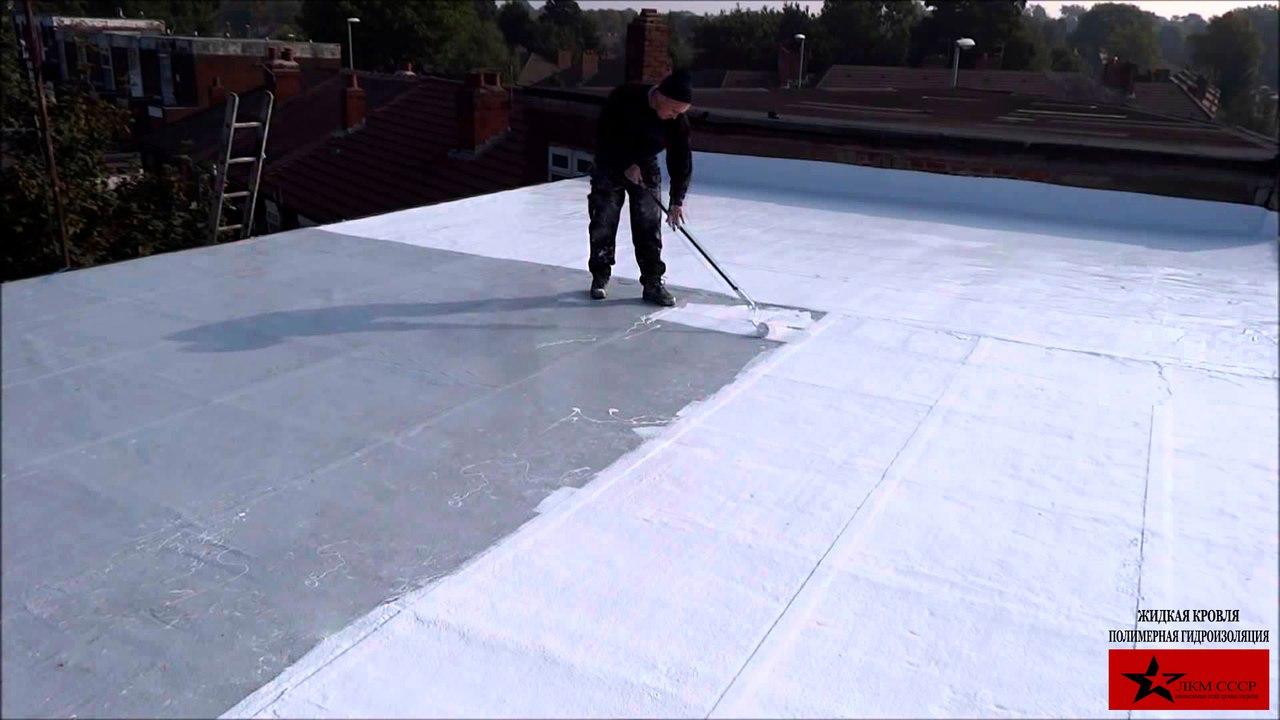 Ремонт крыши гараж