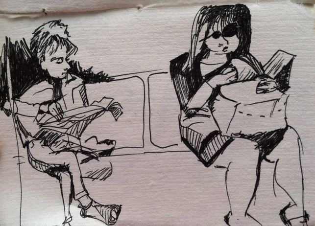 Ladies on the T 2
