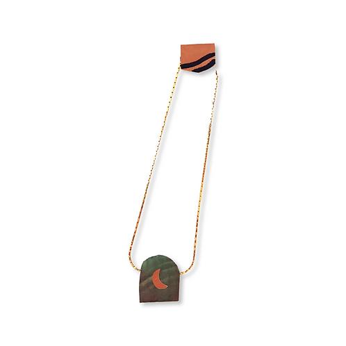 Moon Jewel Necklace