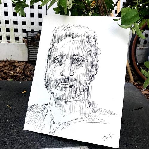 Turkish Portrait
