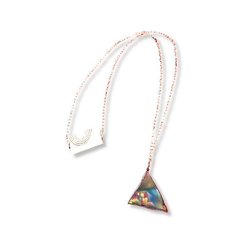 Pluto Piece Necklace