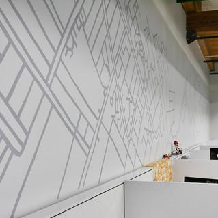 IEC Map Mural