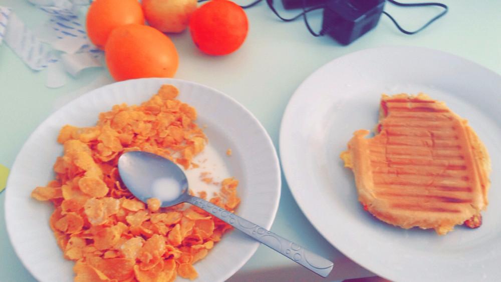 bfast oranges