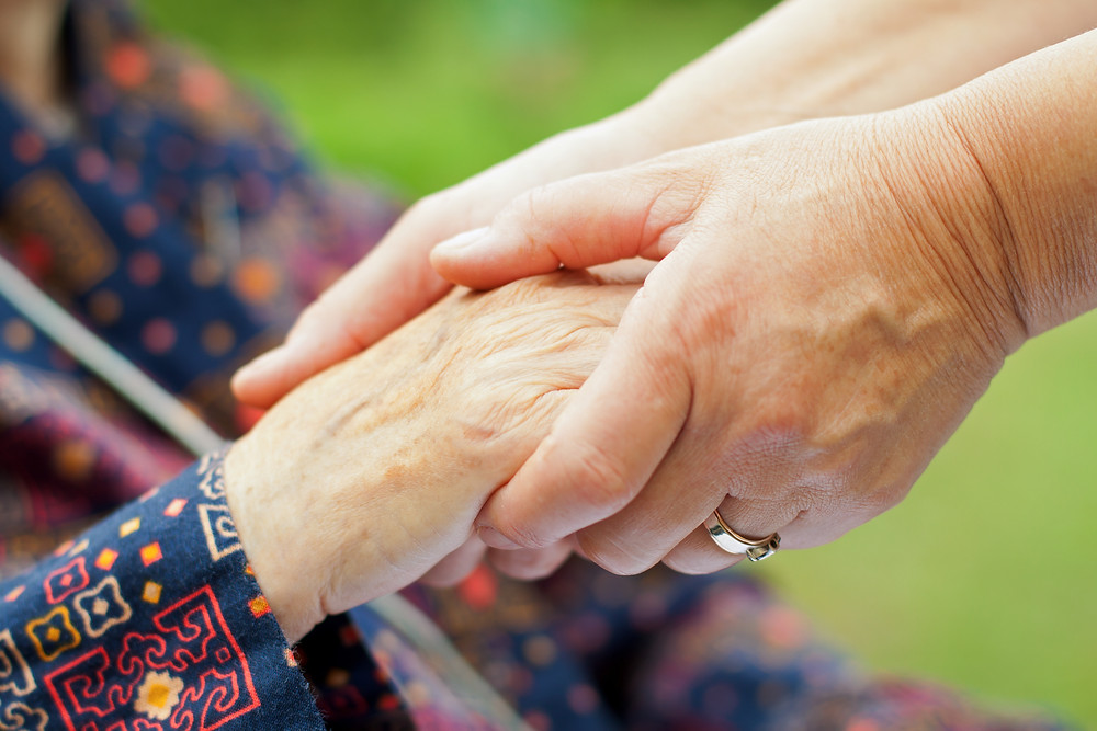 The importance of consistent caregivers for people with dementia, care at the Galway Homes