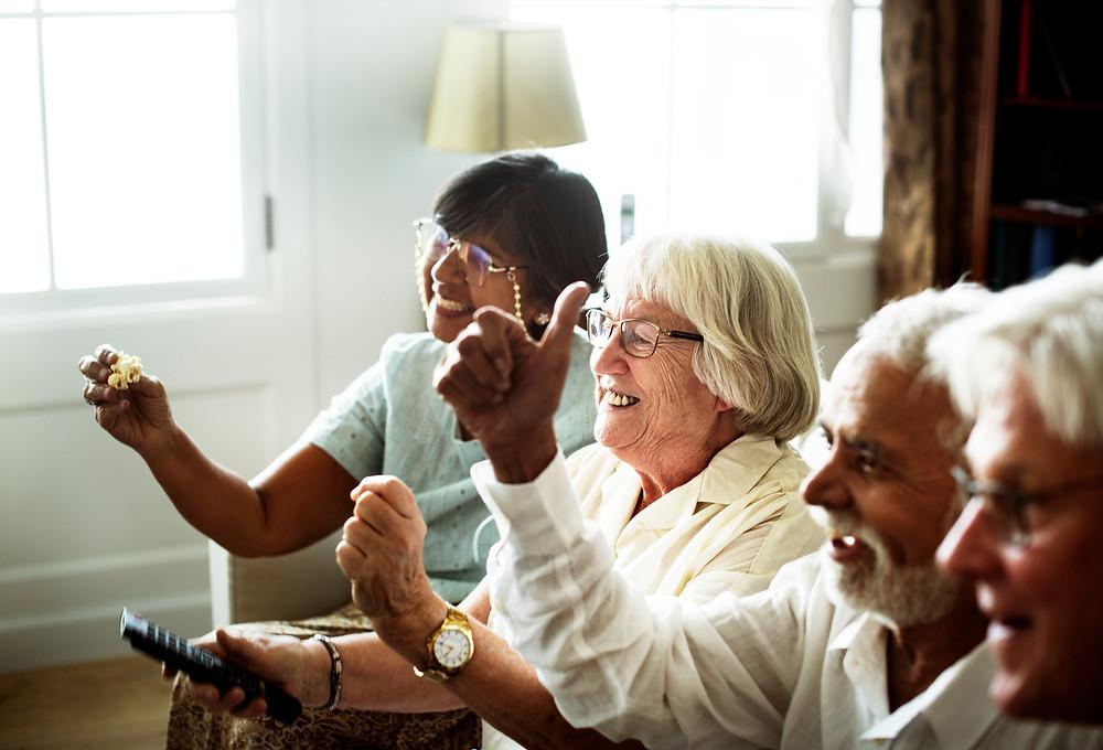 Galway Homes residential living for the memory impaired senior community Kansas City