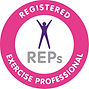 Registered REPs logo
