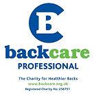 Backcare professional logo