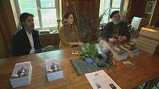 Double lancement chez Victor-Lévy Beaulieu- Auteurs d'Afghan et musulman, le Québec m'a conquis- Zabi Enayat-Zada-Carolyne Jannard