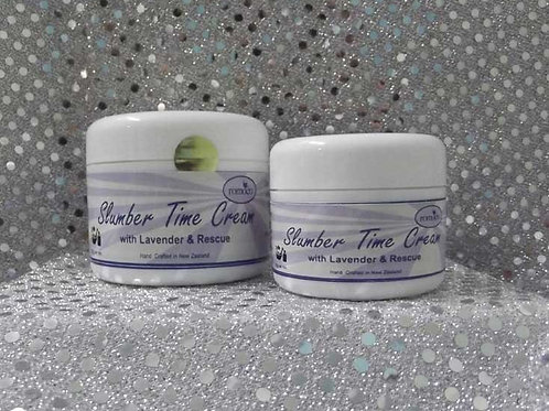 Slumber Time Cream with Lavender