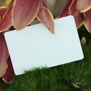 ECO-PVC cards