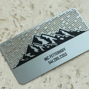 Metal Cards
