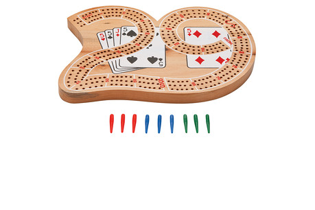 AN ODE TO THE GAME OF CRIBBAGE