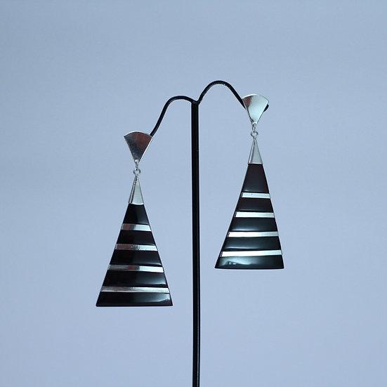 Earrings Art deco (ref. BO1914)