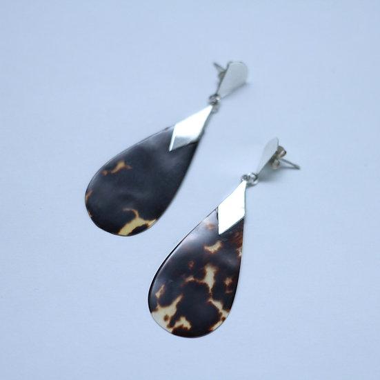 Earrings Art deco (ref. BO1919)