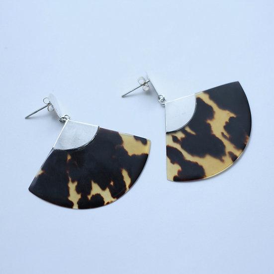 Earrings Art deco (ref. BO1917)