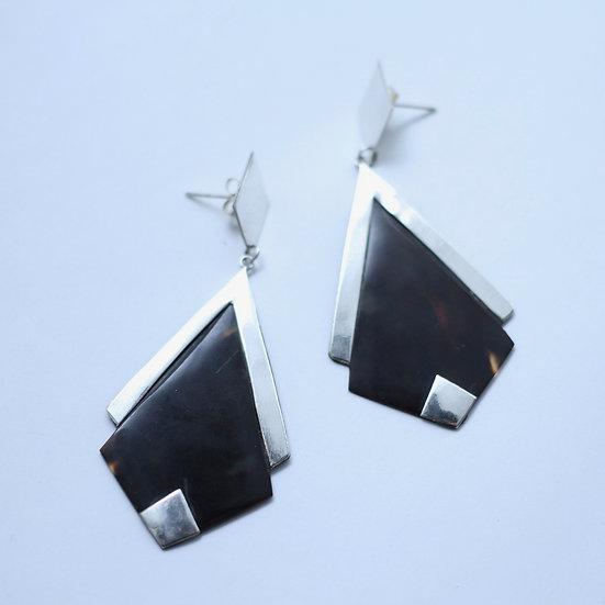 Earrings Art deco (ref. BO1921)